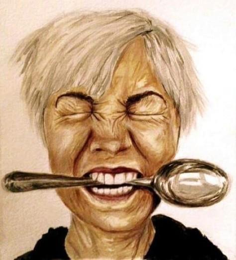 spoon p